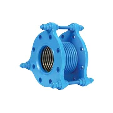 TPC형 진동 흡수용 펌프 이음